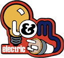 L & M Electric's Logo
